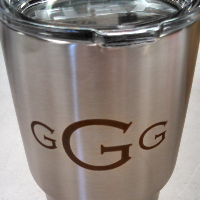 Custom Engraved Yeti Cups