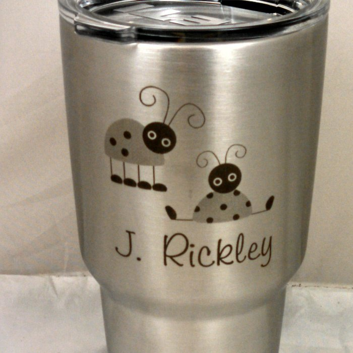 Copy of Personalized Engraved Yeti
