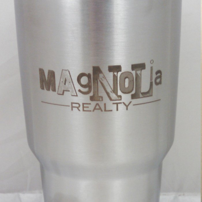 Laser Engraved Rtic Products