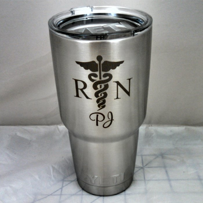 Personalized Engraved Yeti Products