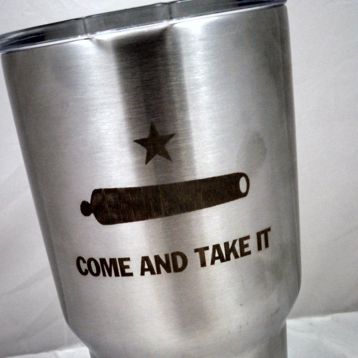 Custom Engraved Utopia Cups