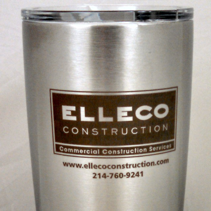 Personalized Engraved Rtic Tumbler