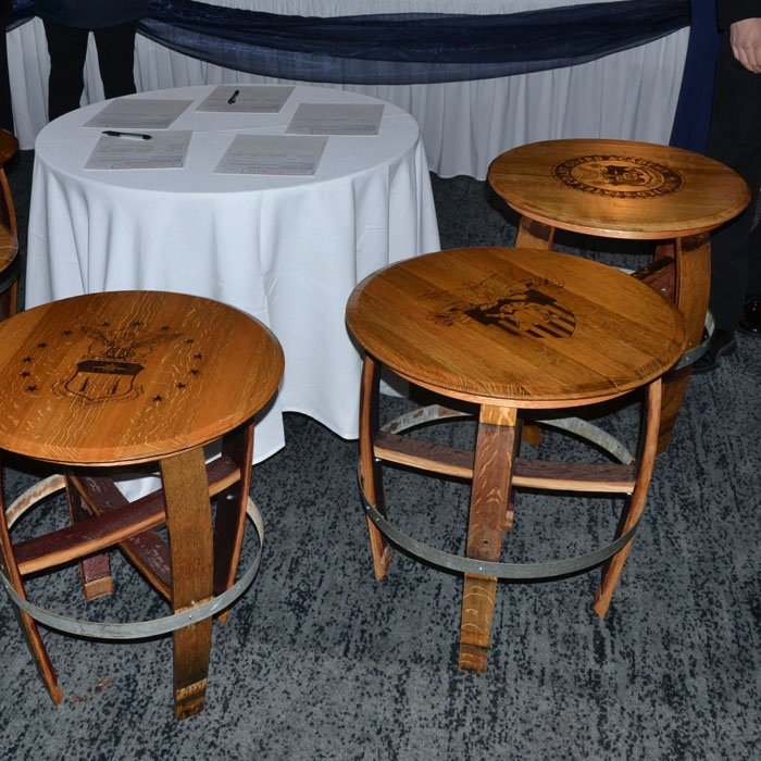 Engraved Table Top - Personalized Table Top - Engraved Table - Custom Table - Custom Table Top - Personalized Table - Custom Projects - Engrave It Houston