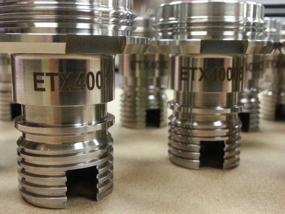 Industrial Part Marking - Part Numbering - Part Labeling - Serial Number Engraving - Part Engraving - Part Serialization - Industrial Projects - Engrave It Houston
