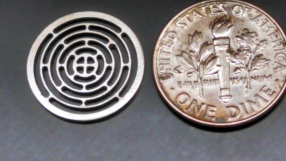 Laser Cutting - Industrial Fabrication - Industrial Laser Cutting - Micro Cutting - Small Part Fabrication
