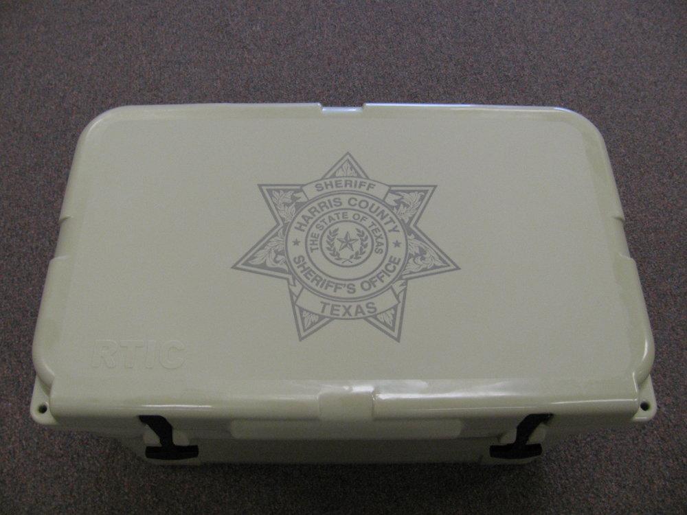Engraved Yeti Cooler - custom Yeti Cooler - Personalized Yeti Cooler - Engraved Cooler - Personalized Cooler - Engrave It Houston