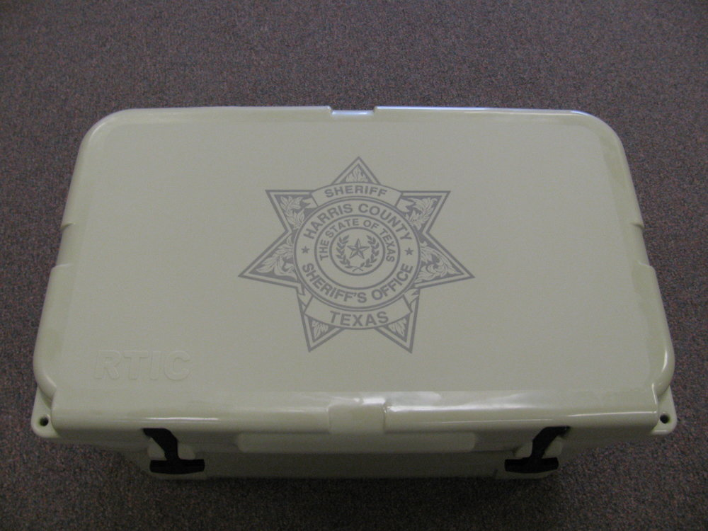 Copy of Engraved Yeti Cooler - custom Yeti Cooler - Personalized Yeti Cooler - Engraved Cooler - Personalized Cooler - Engrave It Houston