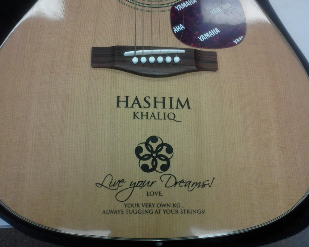 pERSONALIZED mUSICAL iNSTRUMENTS - Have your design or message laser engraved, marked, etched, or direct printed onto a variety of different musical instruments.