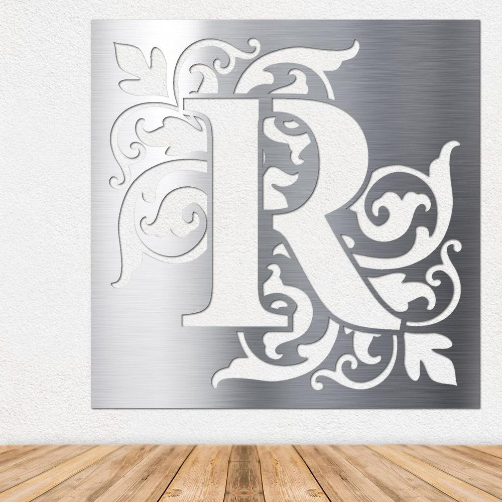 Metal Wall Art - Stainless Steel Wall Art - Metal Signs - Stainless Steel Signs