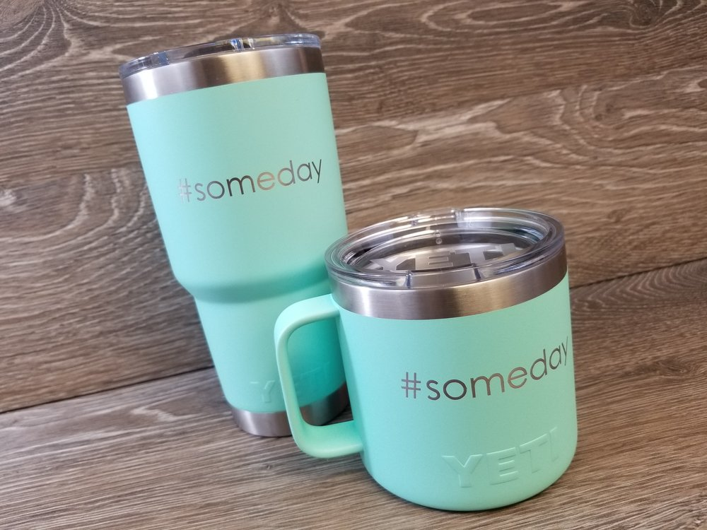 Copy of Personalized Yeti Cup - Engraved Yeti Cup - Engraved Yeti Tumbler - Personalized Yeti Tumbler