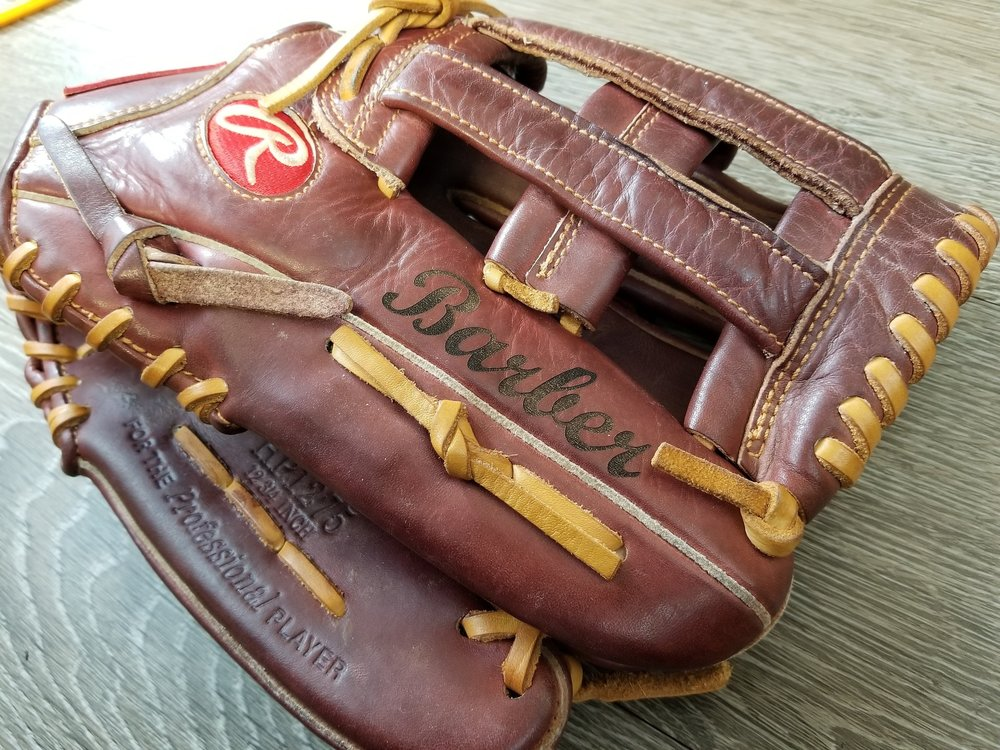 Copy of Engraved Baseball Mitt - Personalized Baseball Mitt - Personalized Baseball Glove - Engraved Baseball Glove - Personalized Sports Equipment - Personalized Baseball Equipment