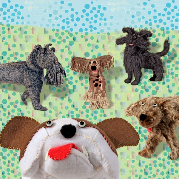 Schnauzer, Bulldog, Labradoodle, Chinese Crested, and Affenpinscher