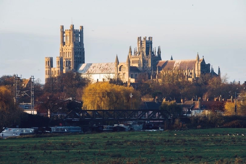 'Ship of the Fens' - Ely Cathedral - One of the recording locations for 'Wonders of the Cosmos'