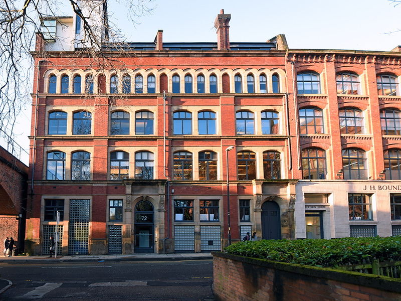 68 & 70-72 Sackville Street, Manchester   Acquired - June 2016 Acquisition Cost - £6.5m Size - 27,517 sq. ft