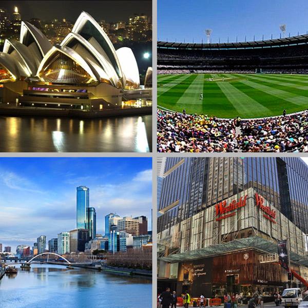 Why Australia?April 2015 -