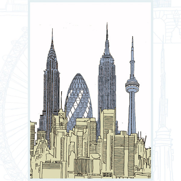 St Bride's World Cities 2011 -