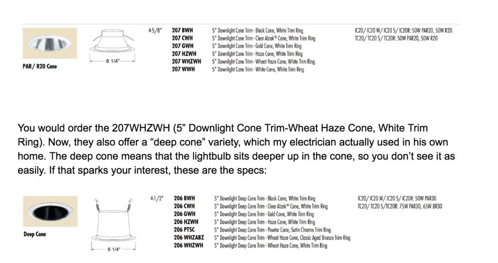 Spec Info Juno Wheat Haze Trim