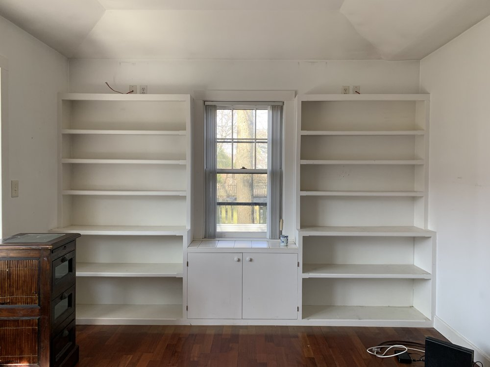 Remove built-ins. This will give us a little more space.