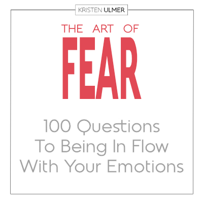 Take advantage of Kristen's 30+ years of experience boiled down to 100 of the most important and fascinating questions you will ever ask yourself. Spend some time with them whenever you want to wake up to what you're feeling, clear your head, and feel moved by what you feel in an honest, healthy way. -