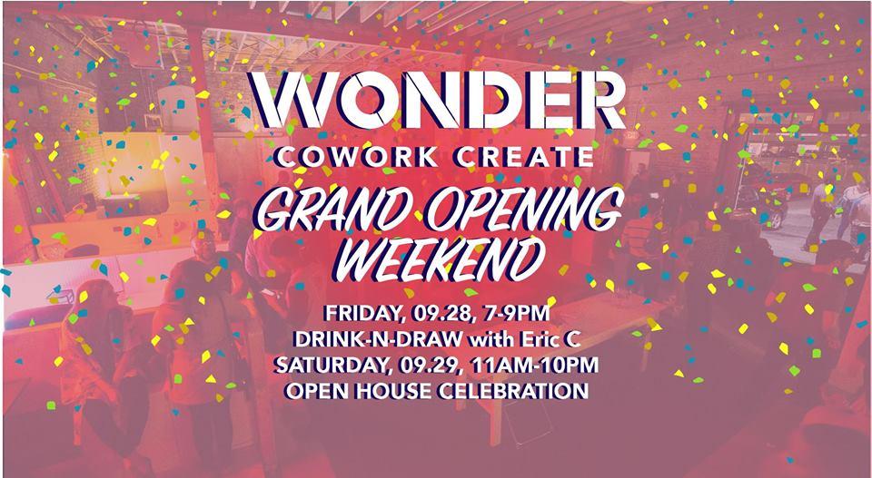 Wonder / Cowork / Create