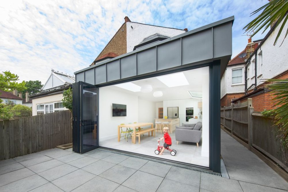 Dovercourt Road Extension Completed