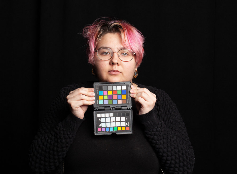 creating camera profiles with the Xrite Color Passport © Richard Kelly Photography