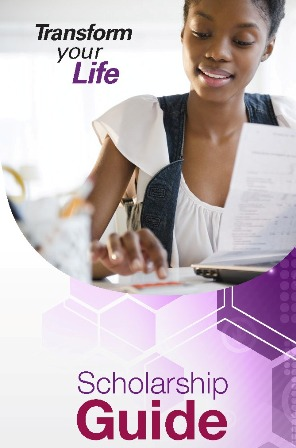 DOWNLOAD A COPY OF OUR SCHOLARSHIP GUIDE