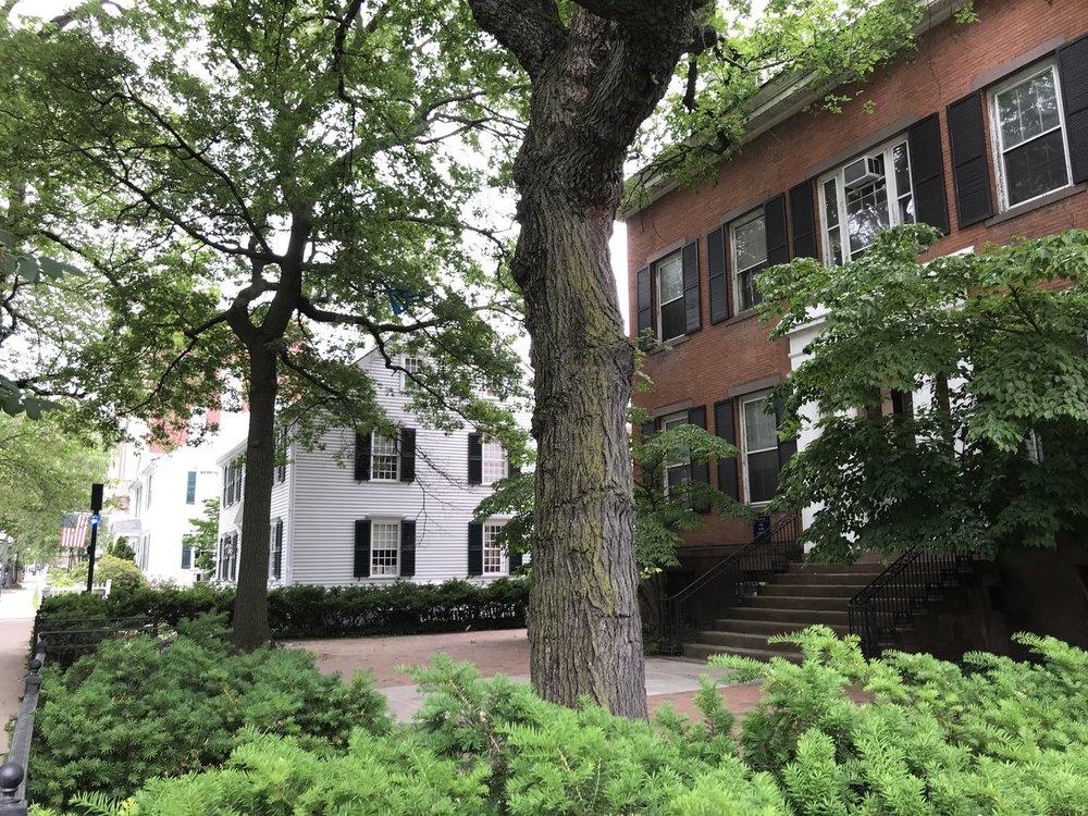 Ralph Ingersole House, 143 Elm Street, 1829.