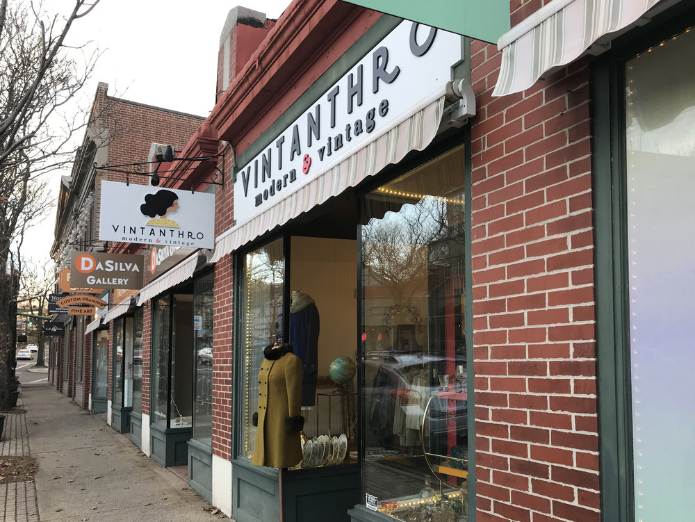 Westville Village, Whalley Avenue.