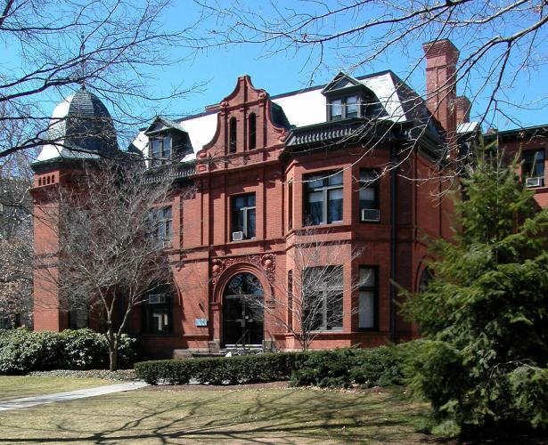 Charles Henry Farnam House, 28 Hillhouse Avenue, 1884.