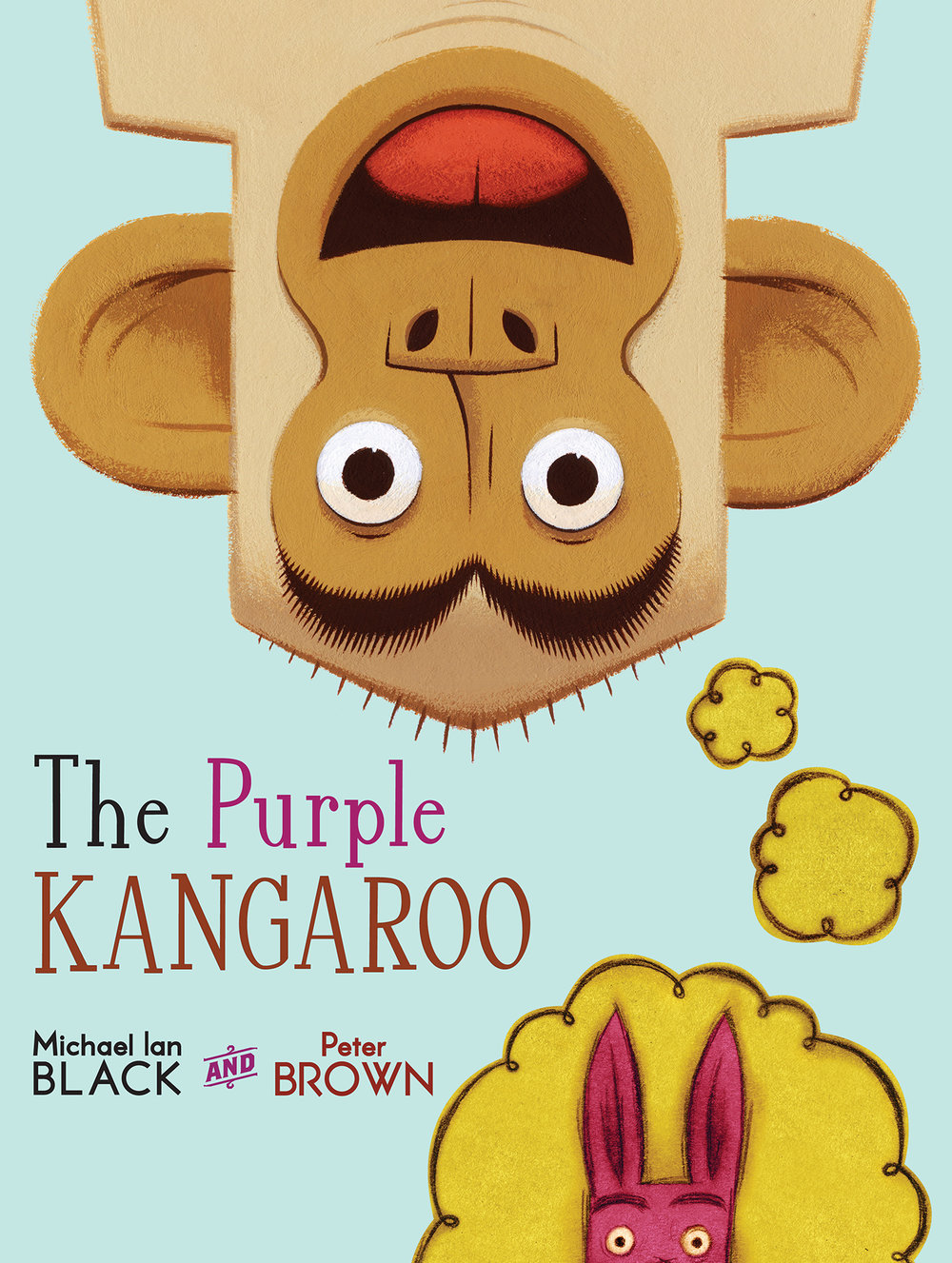 Brown, Peter 2009_12- PURPLE KANGAROO - PB - RLM PR.jpg