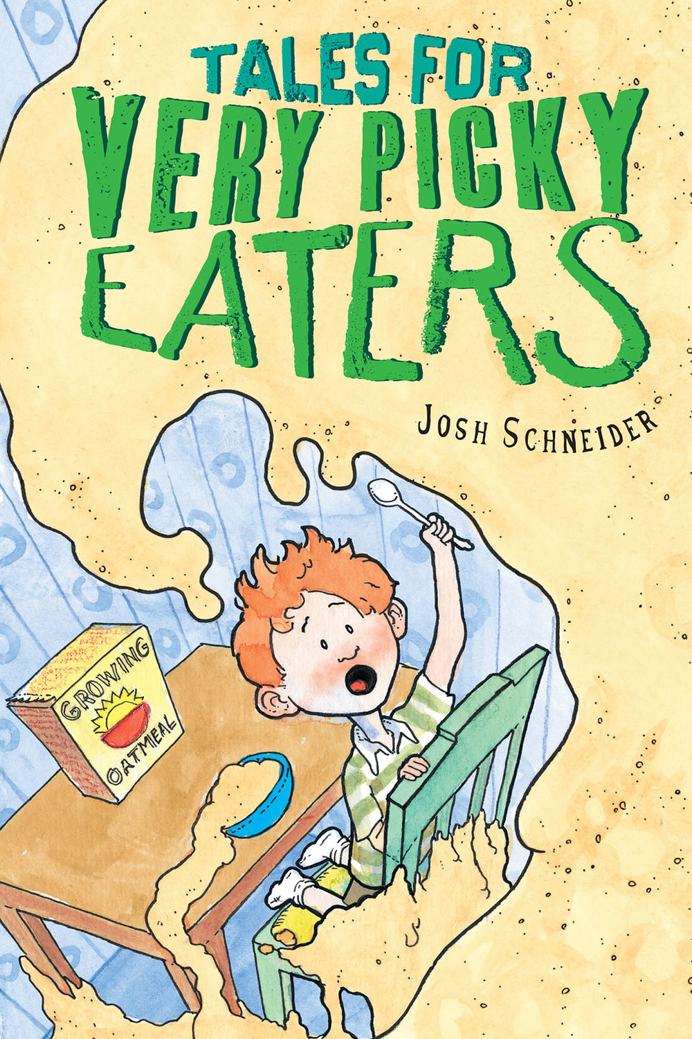 Schneider, Josh 2011_05 - TALES FOR VERY PICKY EATERS - PB - RLM PR.JPG