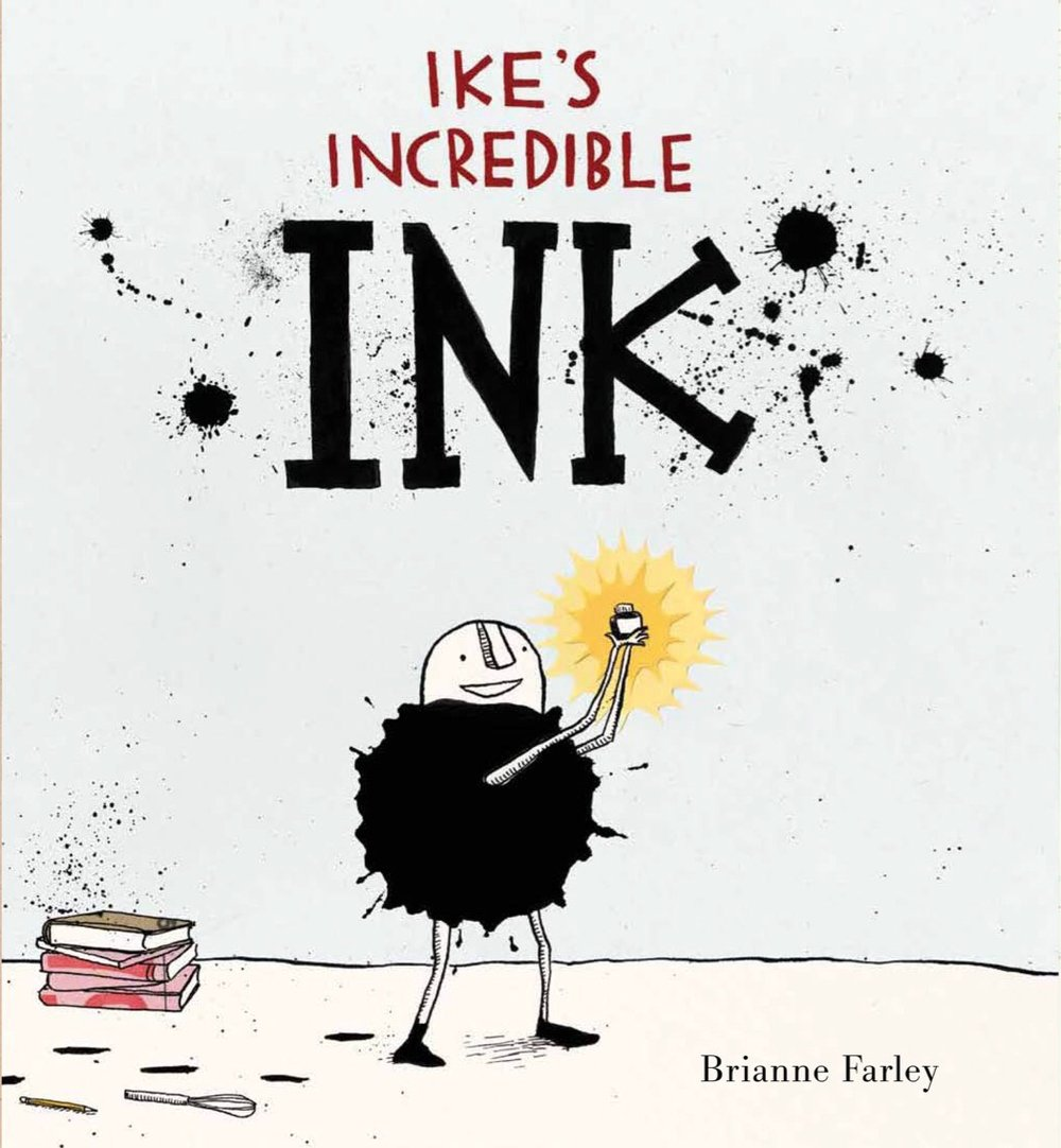 Farley, Brianne 2013_08 - IKE'S INCREDIBLE INK - PB - RLM PR.jpg