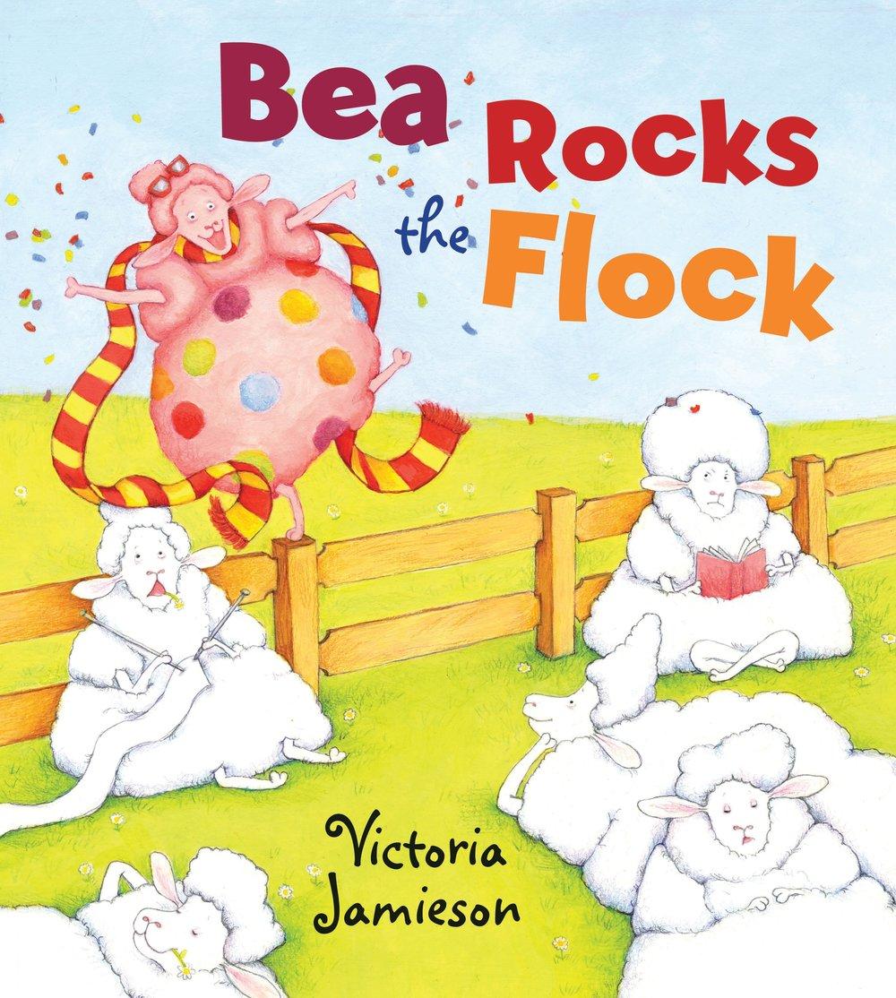 Jamieson, Victoria 2009_05 - BEA ROCKS THE FLOCK - PB.jpg