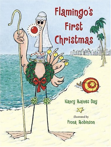 Robinson, Fiona 2005_11 - FLAMINGO'S FIRST CHRISTMAS - PB.jpg