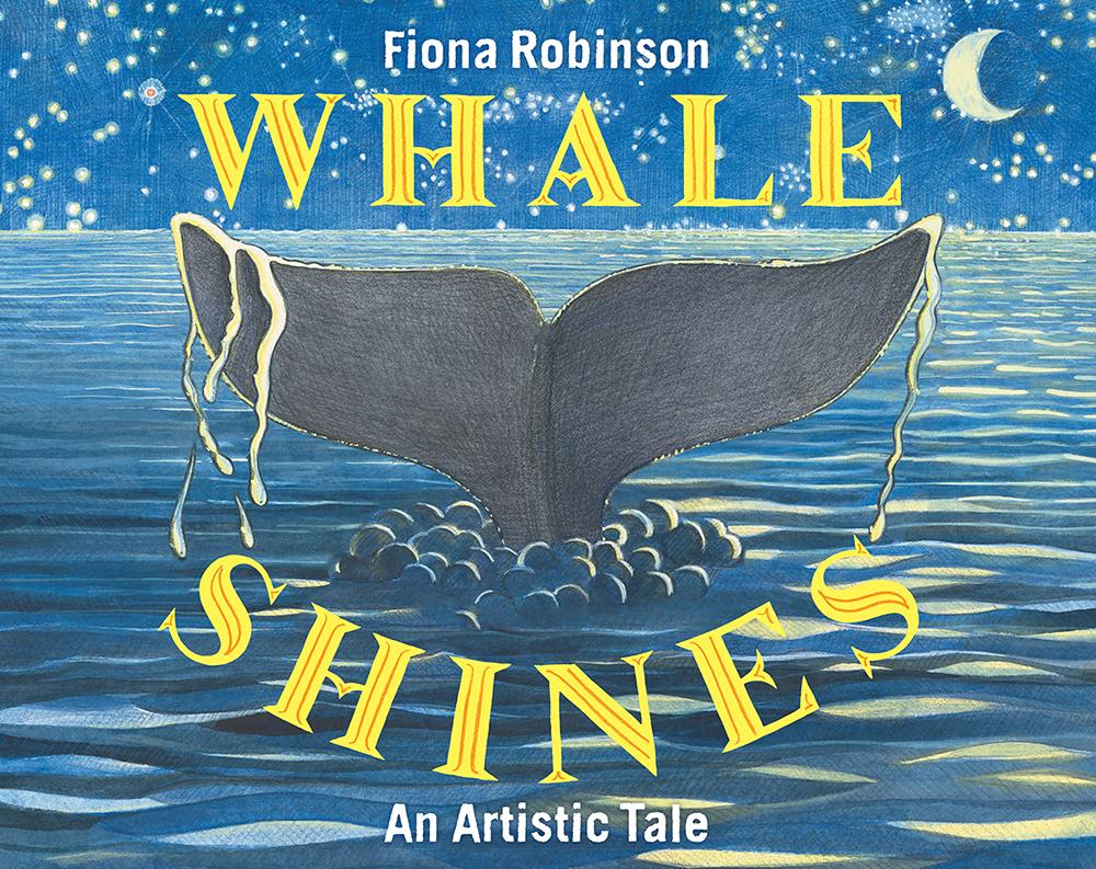 Robinson, Fiona 2013_11 -  WHALE SHINES - PB.jpg