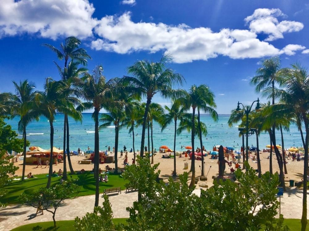 Honolulu, Hawaii -