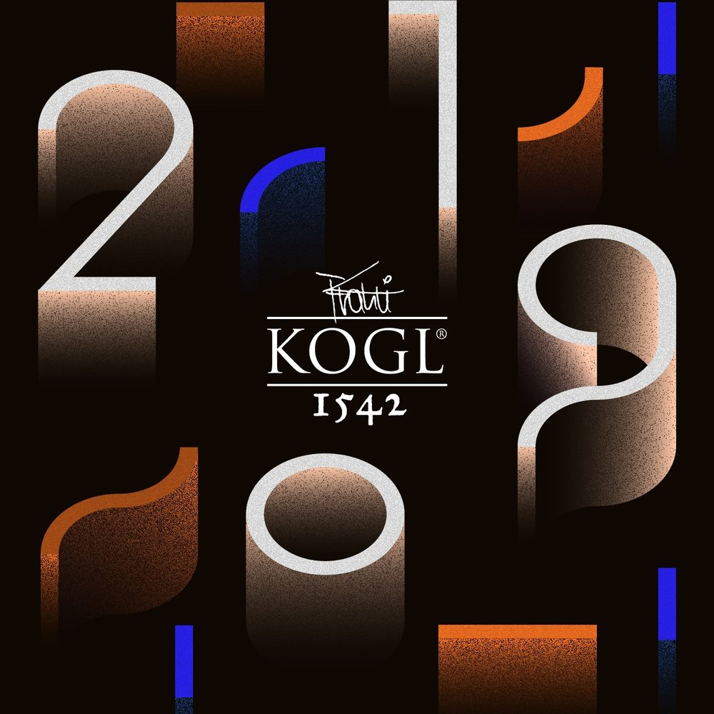 KOGL  Graphic design, Packaging