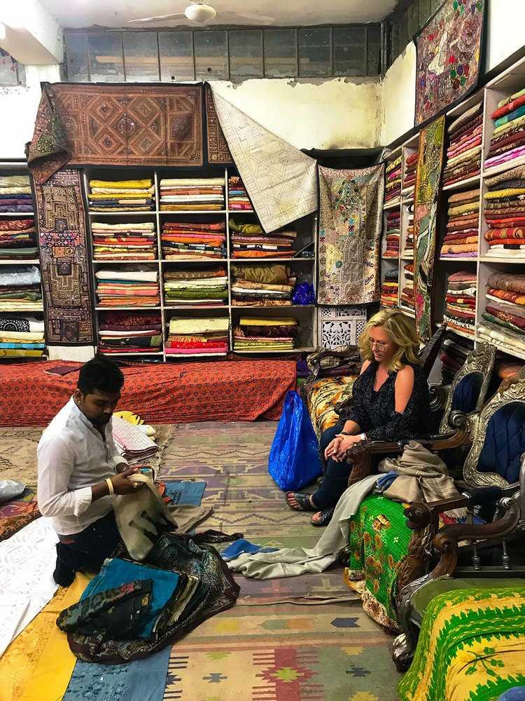 Maharani Textiles, near the Jodhpur airport