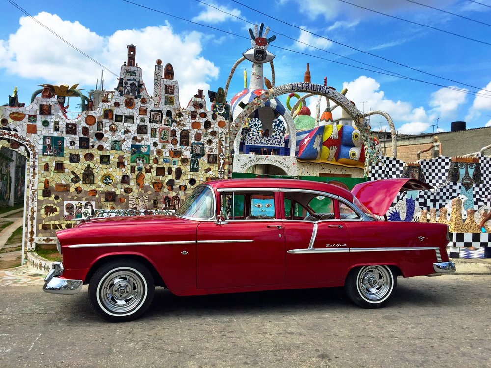 FEATURED:Cuban Adventure - It began with a visit to a Cuban restaurant in Miami years ago when I experienced authentic Cuban cuisine and the warm, welcoming hospitality of the Cuban culture. Such was the impact of that visit, I knew that I must go learn more about the food and people of Cuba. So, I grabbed my go-with-the-flow fellow traveler (and good personal friend), Cindy, to experience our own Cuban adventure.