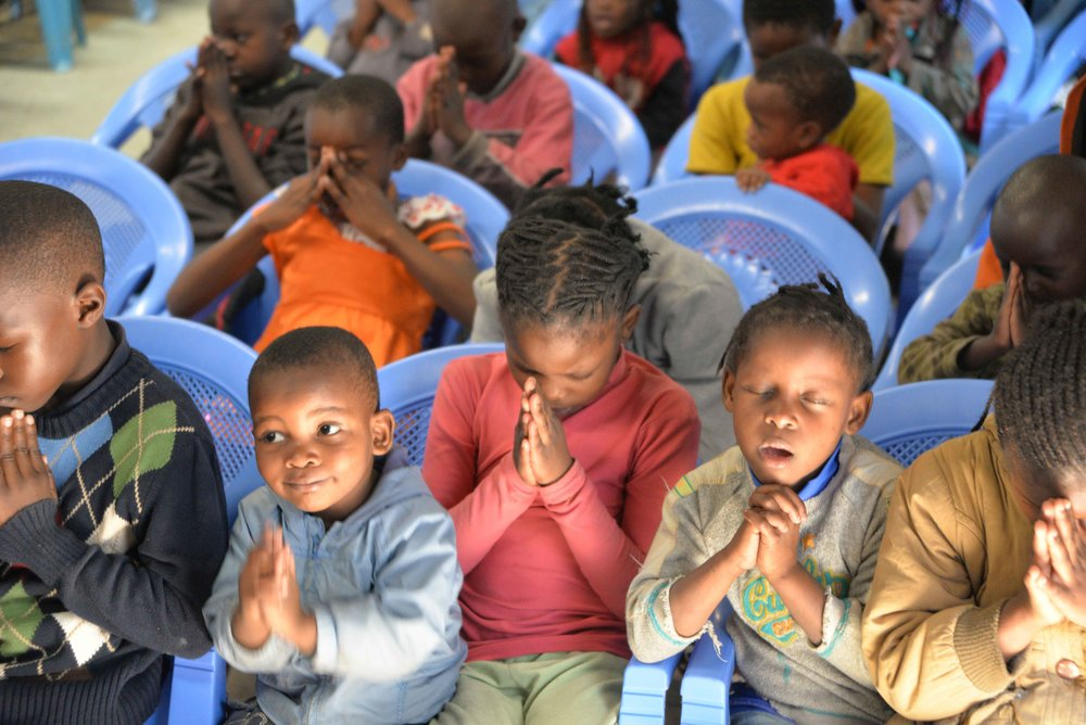 OuR MOtto - Helping children dream again all to the Glory of God.
