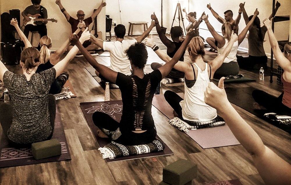 Yoga Schedule - Check out our classes and community offerings!