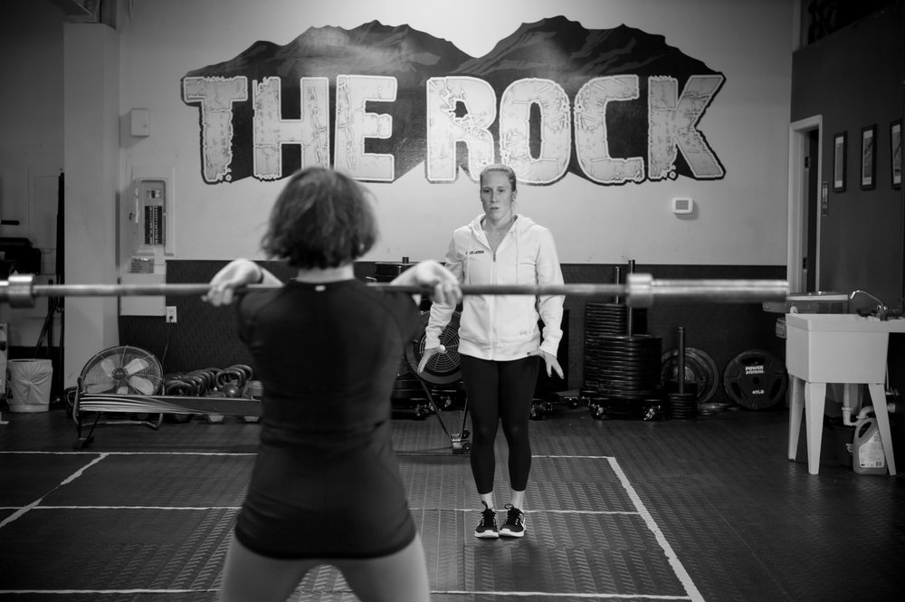 Jacked By June. - Sign up now for Rocktown Athletes and their Families.