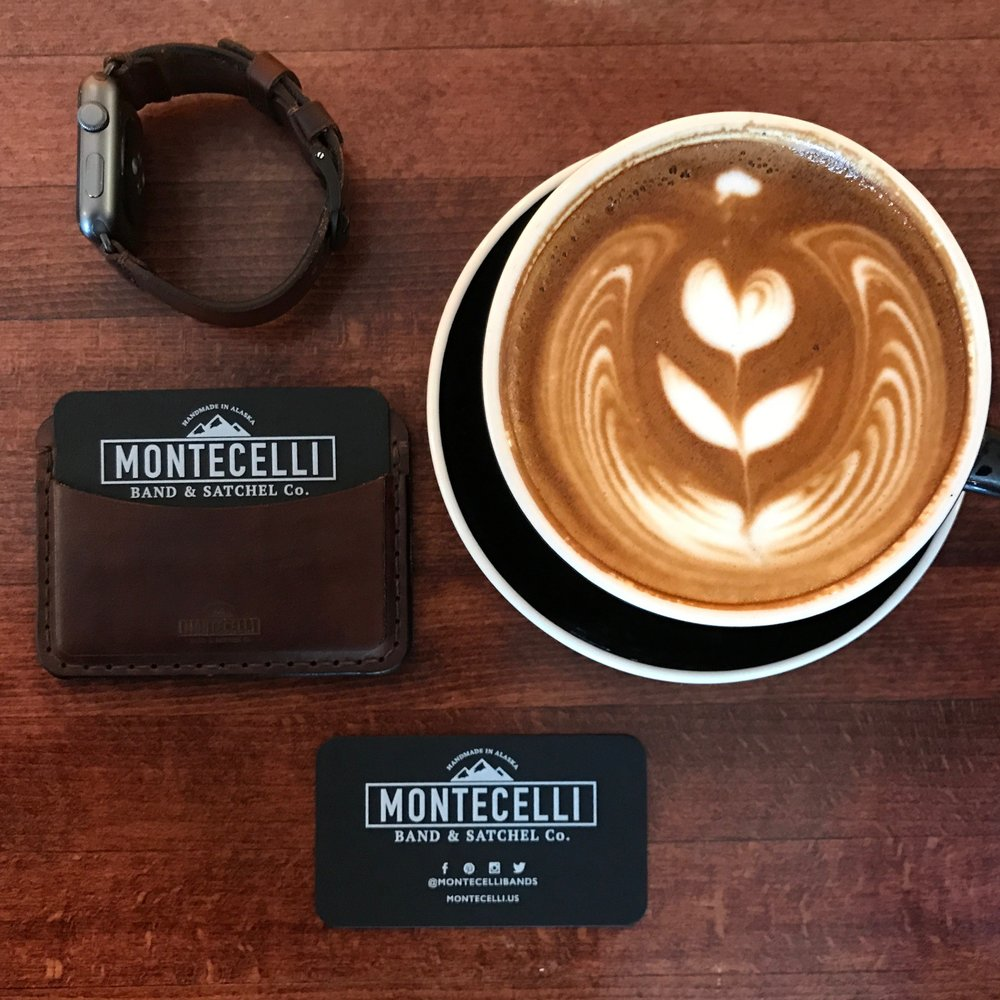 Business Cards - Montecelli Band & Satchel Co.