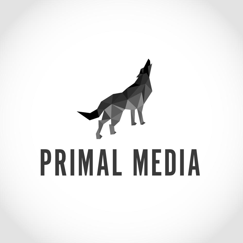 Logo Design - Primal Media