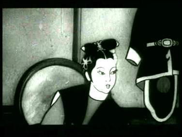 Princess Iron fan was the first, full length Chinese animation, released in 1941 during WWII