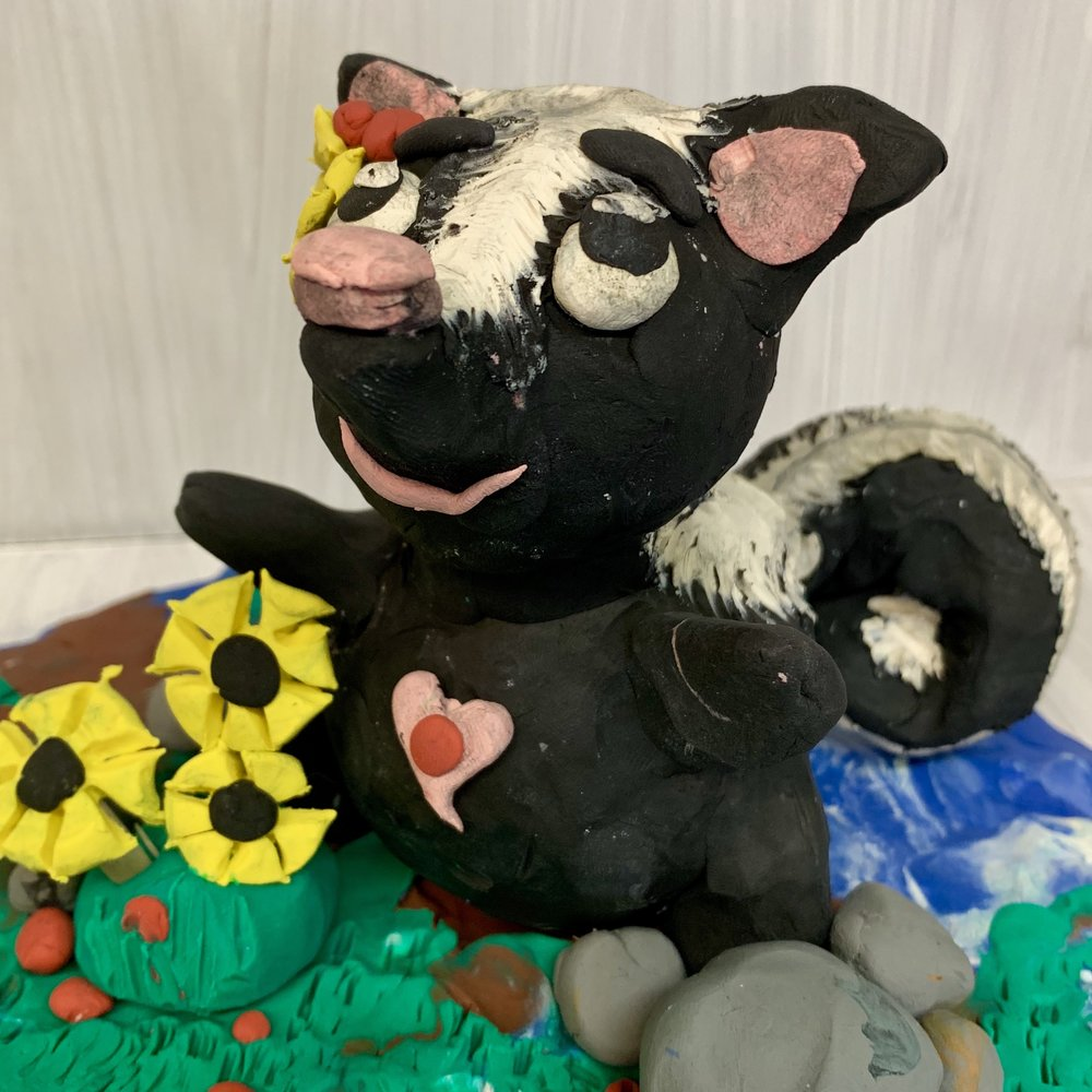 Create your Own Critter Sculpture