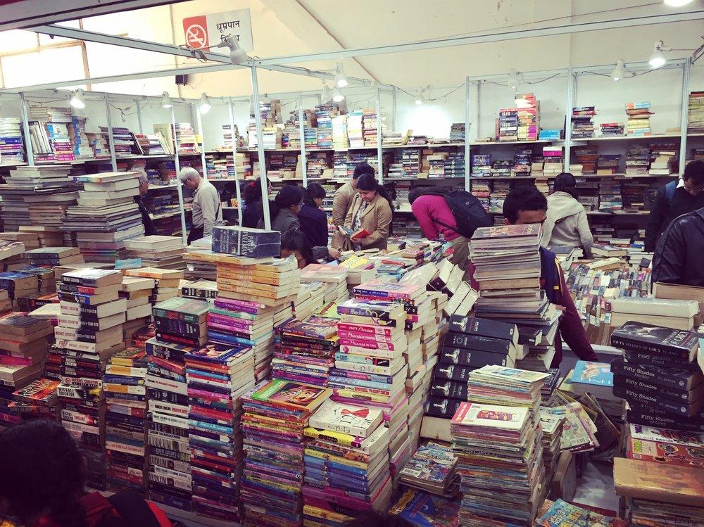Delhi Book Fair 2017