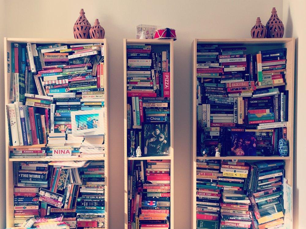 More home; more shelf