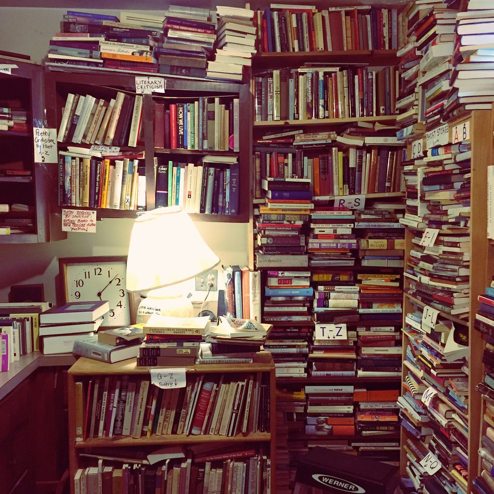 Capitol Hill Books: The Sequel from the Poetry Room